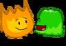 Firey and Gelatin