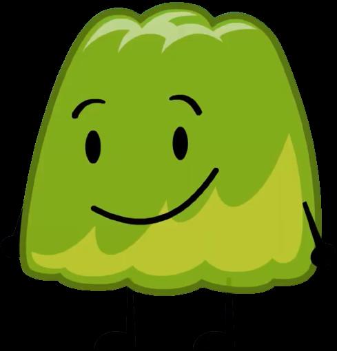 Green Apple (BAGUETTE)