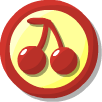 Squishy Cherries Symbol