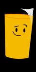 Orange Juice OJ new pose