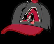 Arizona Diamondbacks Baseball Cap (TBFDIWP)