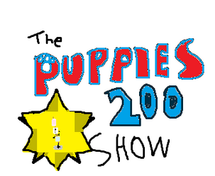 The Puppies 200 Show Logo