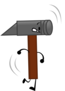 Object havoc hammer by toonmaster99-d7l7a3n