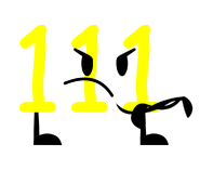 111 Pose