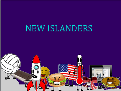 New islanders