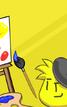 Puffley Save Icon (Yellow)
