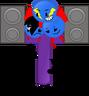 Sound Slingshot Pose