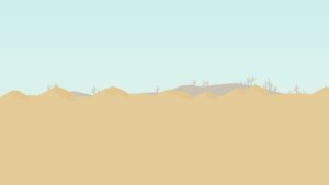 The Desert - Drought Dunes