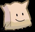 Better New Barf Bag Pose OK?