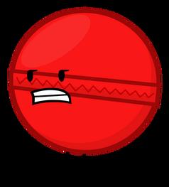 Cricket Ball Pose