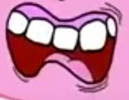 Soap's Ugly Teeth