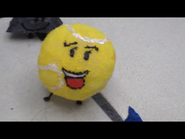 Tennis ball plush