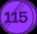 115 ( Ununpentium ) Token