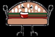 Burger (BFL pose)