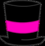 Magenta Top Hat Body