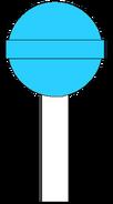 Blue Raspberry Lollipop Body