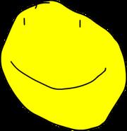 Yellow Face smiley face
