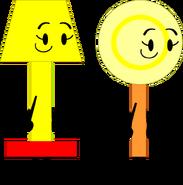 Random floor lamp and lemon lollipop poses by tylerthemoviemaker6-dcd8zcj
