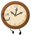 Clock Pose (1)