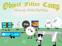 Object Filler Camp
