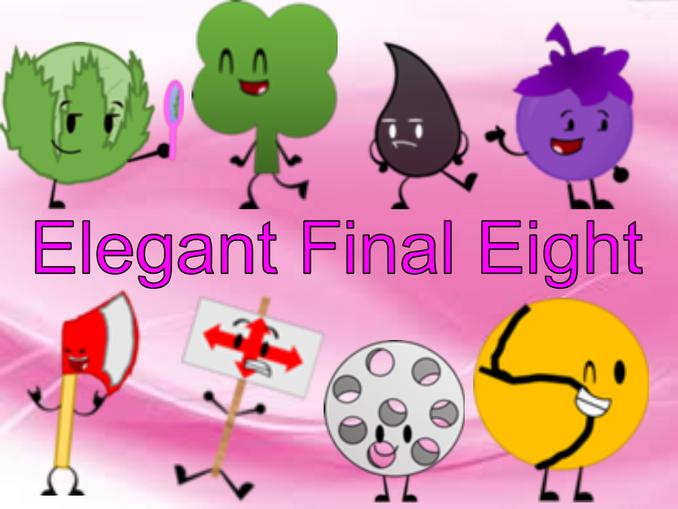 Elegant Final eight