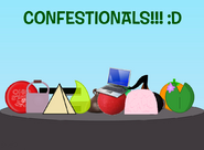The people that are doing confestionals