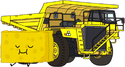 Spongy and his Vehicle (BFIOR)
