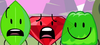 Have Cots's reaction when Woody burn to death (BFB 19)