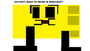 Spongy on Minecraft