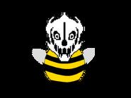 Gaster Blaster Bee