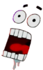 Patrick funny face