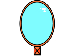 Mirror (normal pose