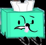 Tissues Pose