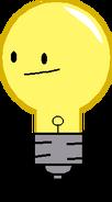 WOW Lightbulb Pose