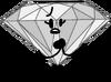 Colorless Diamond (Object Megaverse Pose)