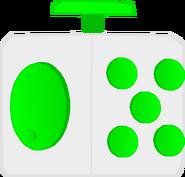 Fidget Cube Body (Not Blue)