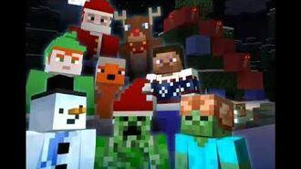 Minecraft Festive Edition Music Theme 1 (HD)