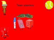 Team Islanders After Episode 2