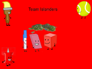 Team Islanders After Episode 2