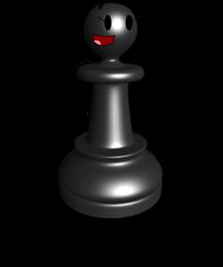 Pawn Pose (BF1108)