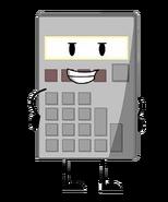 Calculator render no background