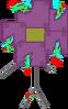 Macabre Robot Flower