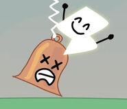 Bell got electrocuted