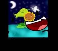 Peashooter x Sunflower