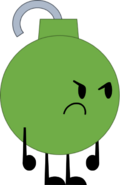 Slime Bomb Pose