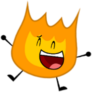 Firey Jr Pose