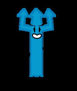 Trident (New Pose)