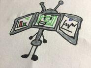 Alien Monitor