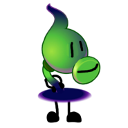 Shadow Peashooter