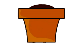Flower Pot Idle